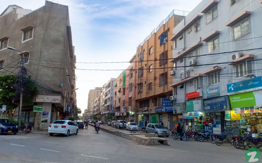 Commercials in DHA Karachi facilitate residents