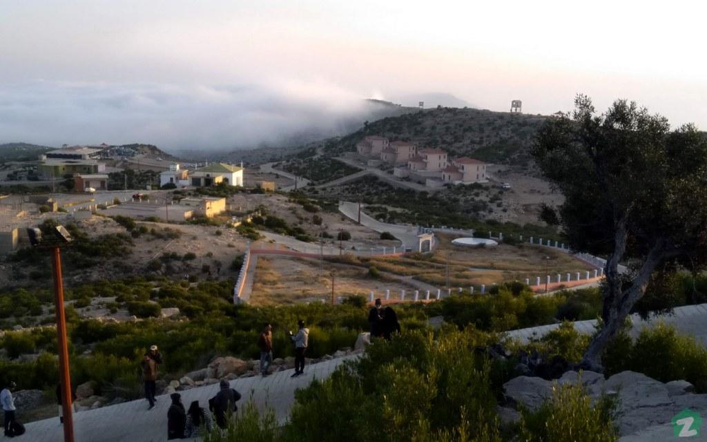 View of Gorakh Hill Station
