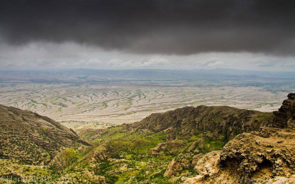 Kirthar National Park is a wildlife sanctuary in Sindh