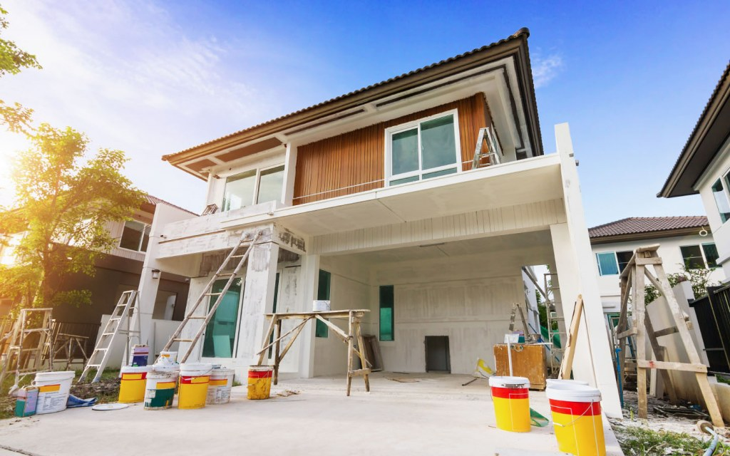 differences between interior and exterior house paints