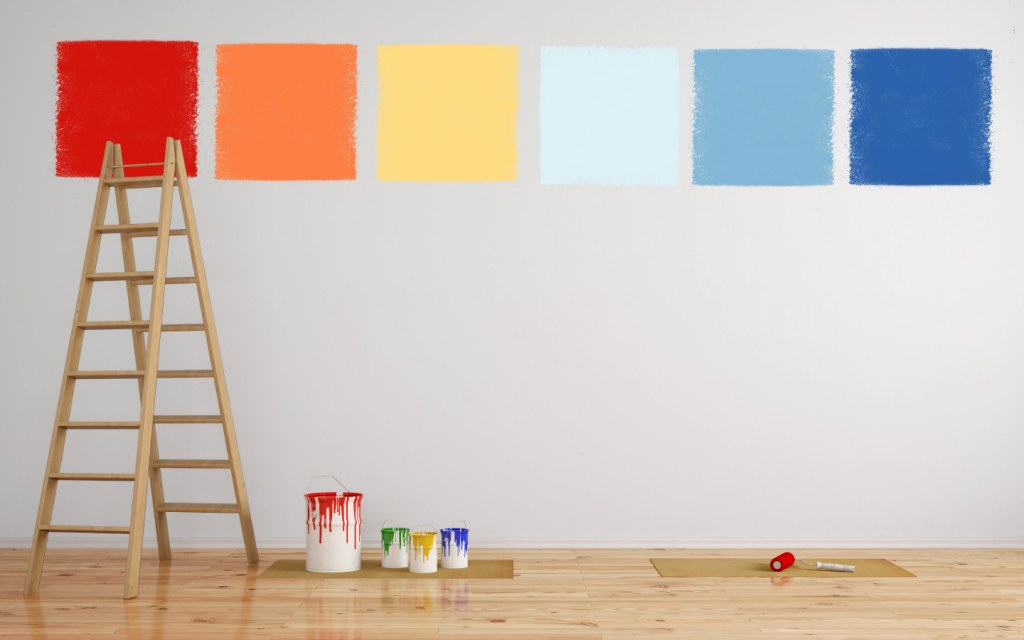 mixing interior paints with exterior paints,