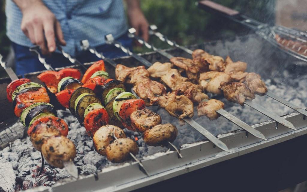 Barbecue at Rawal Dam Park
