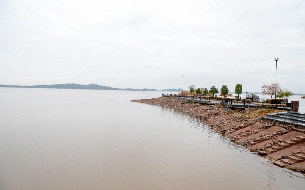 Rawal Dam Park is situated along Korang River