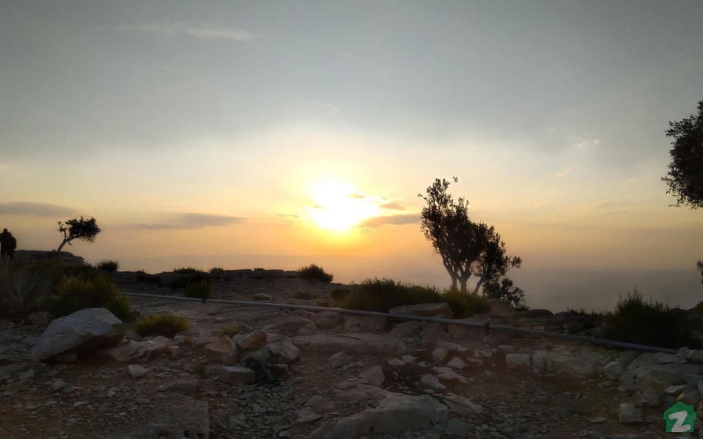 Take a weekend trip to Gorakh Hills to see the amazing views