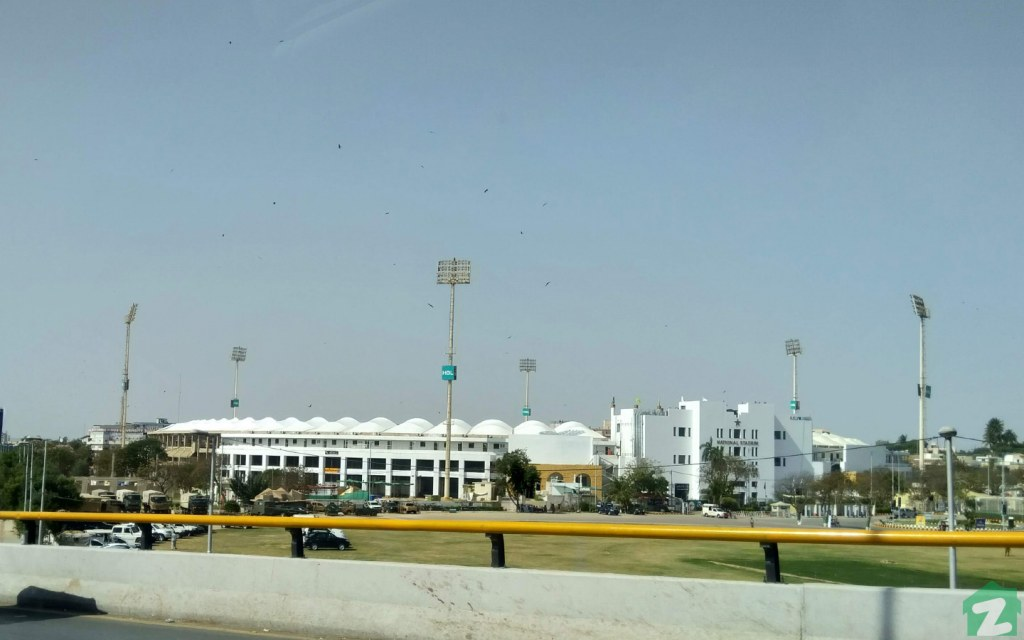 National stadium is one of the venues for PSL 5