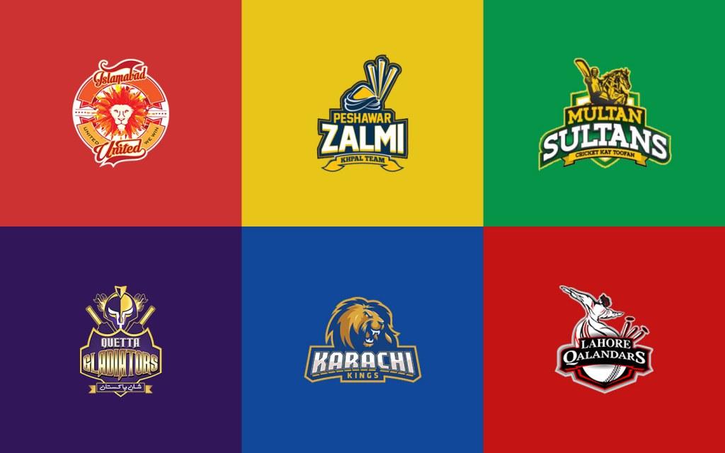 6 contending cricket teams of PSL 2020