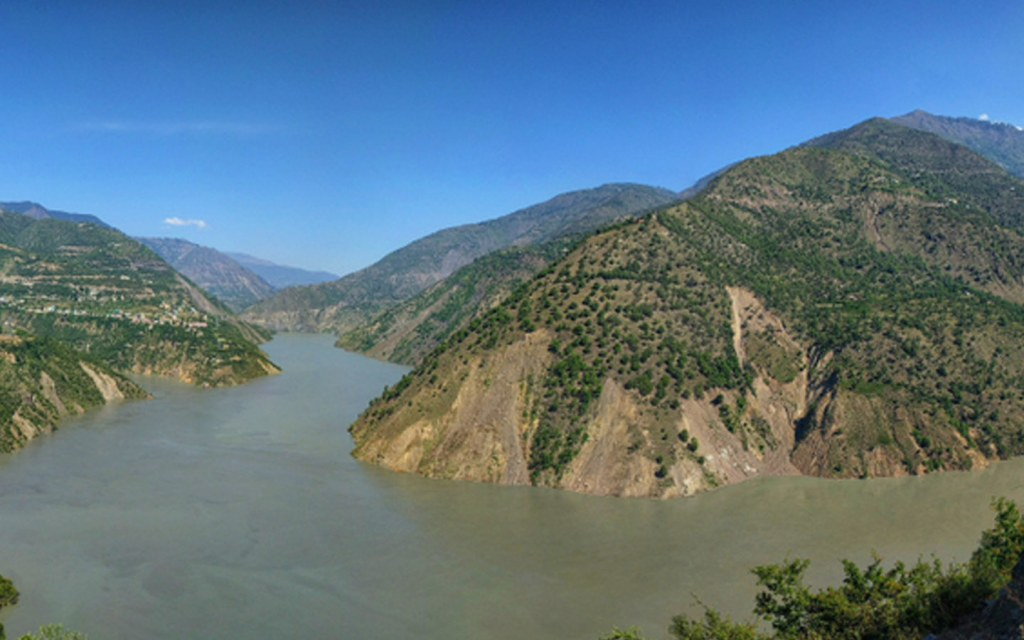 sutlej is also know as red river