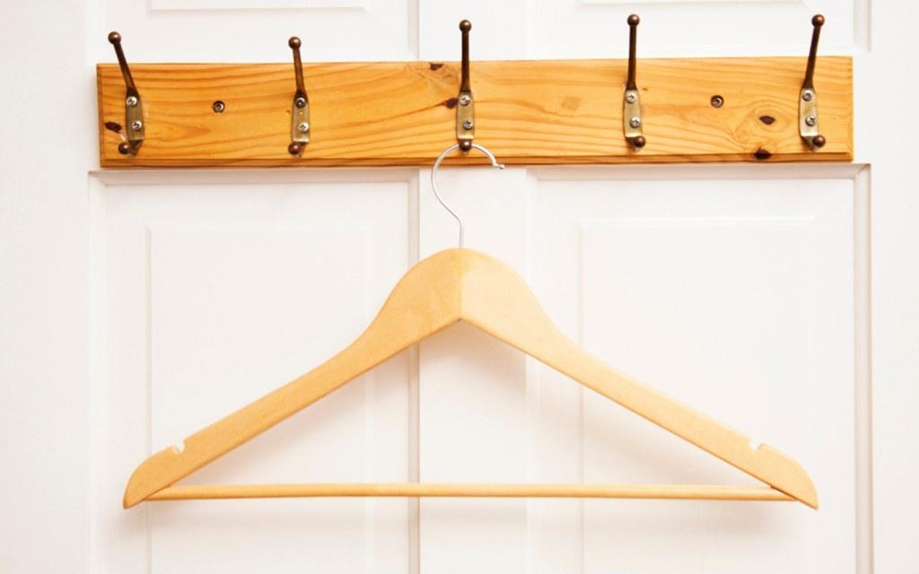 Hang stuff on hooks