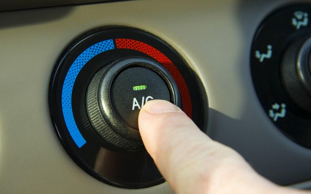 Indoor parking gives better fuel efficiency
