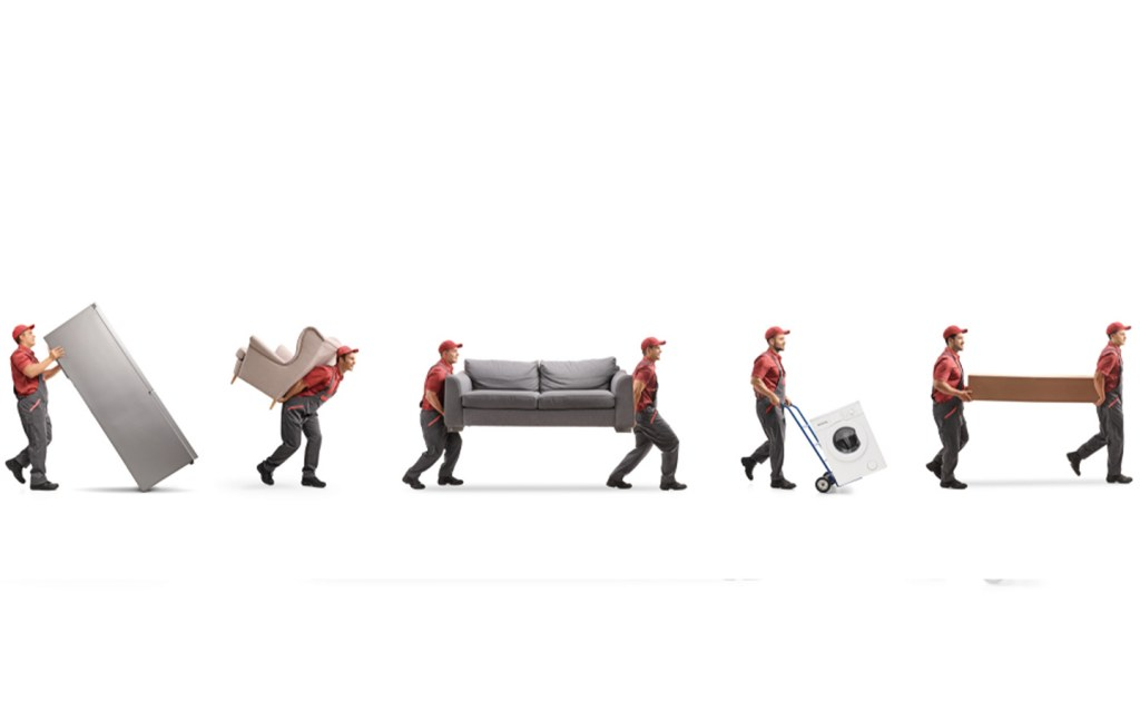 Hire movers and packers who can do the job