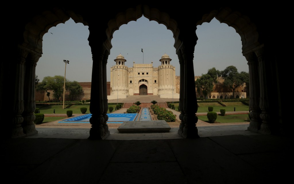 Lahore Fort is one of the top tourist destinations in Punjab