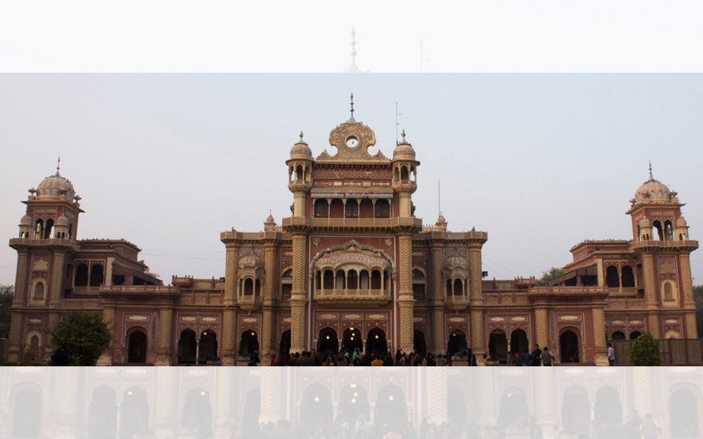 Faiz Mahal is found in Khairpur