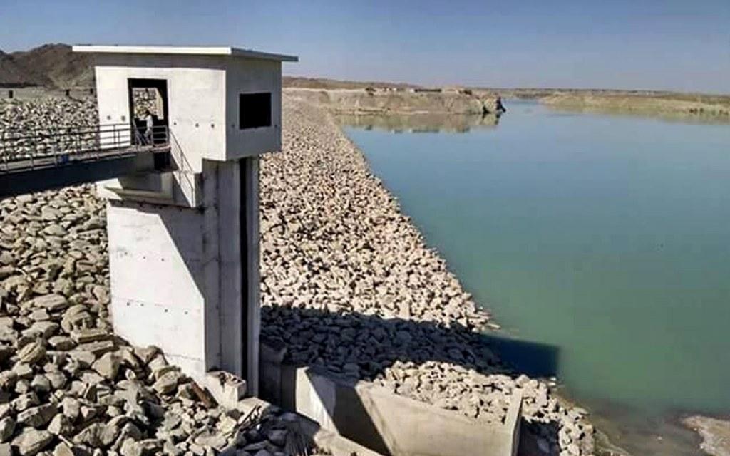 Operational & Under-construction dams in balochistan