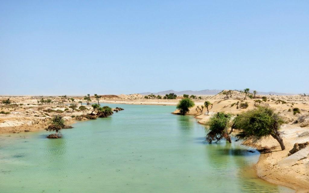 rivers in balochistan