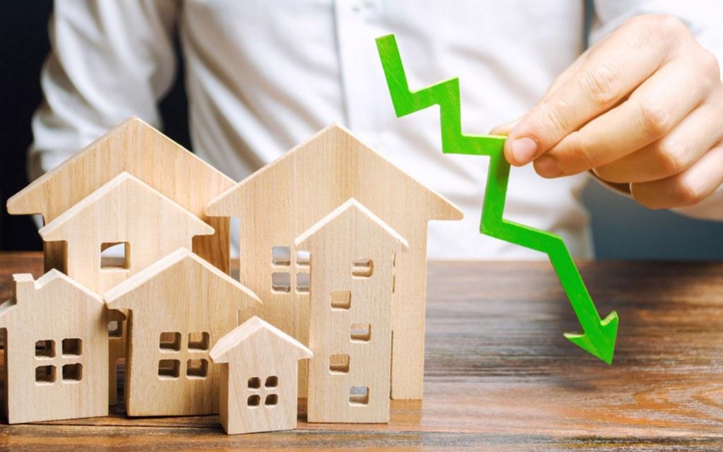Small homes are cheaper