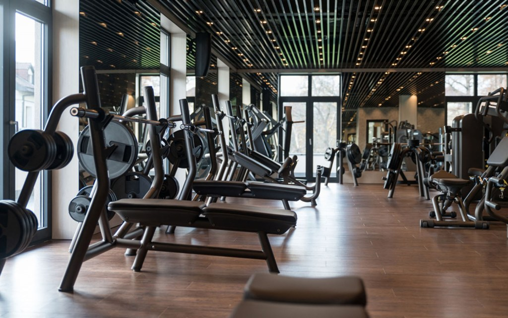 Gyms are a hotbed for virus