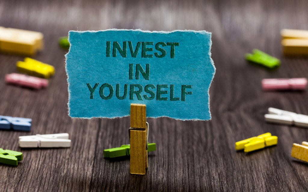 Invest time in yourself and your family