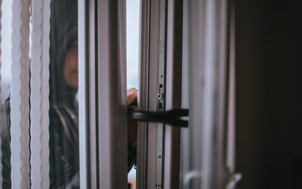 Lock your windows