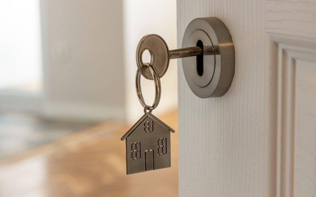 Change the locks for better security