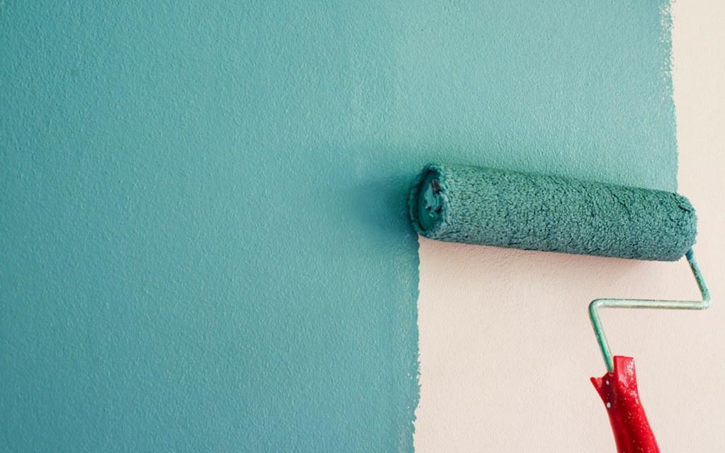 remodelling a bathroom wall