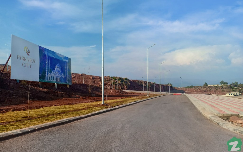 latest updates on Park View City Islamabad