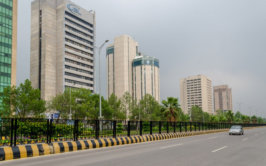 New Blue Area will be located in the heart of Islamabad