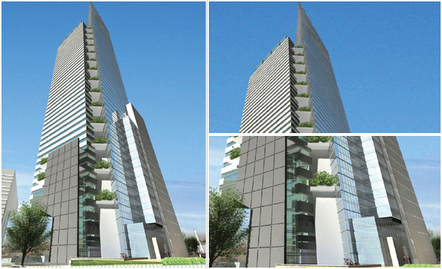 Icon Tower Karachi - A project of Bahria Town