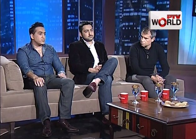 Team Zameen makes its first appearance on PTV World