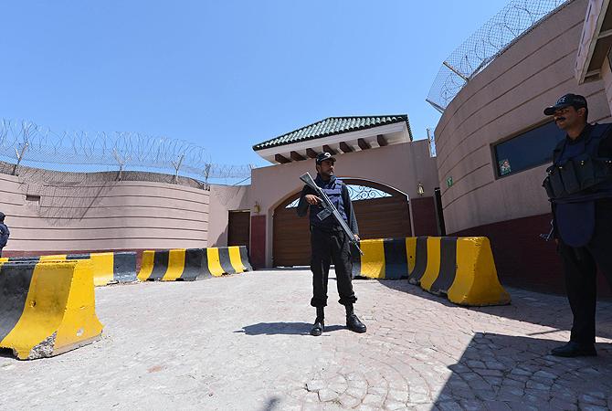Musharraf's farmhouse security being enhanced