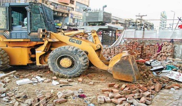CDA intensifies dirve against encroachments