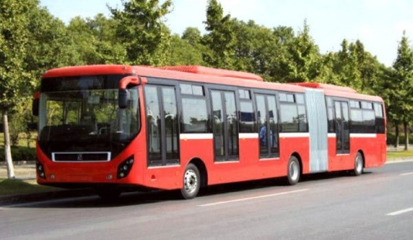 Jinnah Avenue metro Bus plan changes