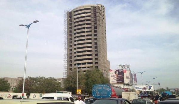 Bahria Town Icon