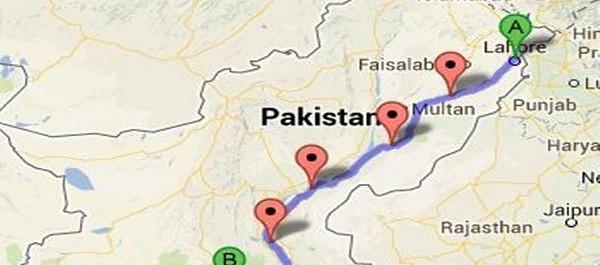 Karachi Lahore motorway project faces delay