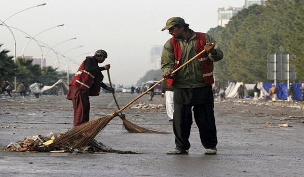 Deadline for cleanliness