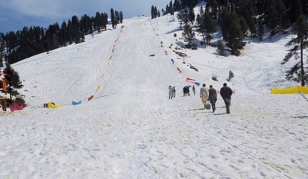 hotels and ski resort in Malam Jabba