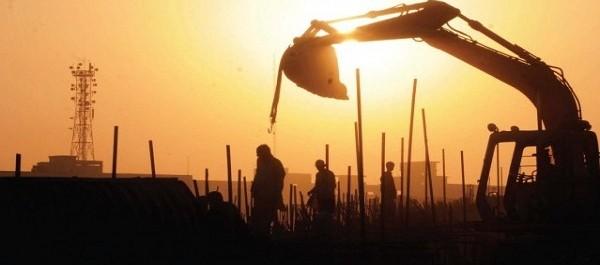 Development work in Park Enclave and Kuri Model Village
