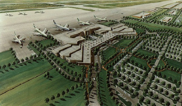 Delay in construction of Islamabad Airport probed