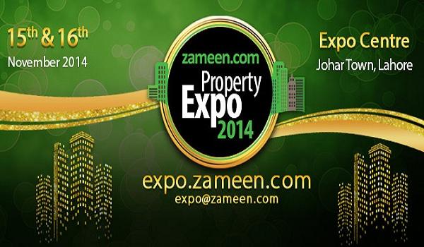 Zameen.com Property Expo 2014