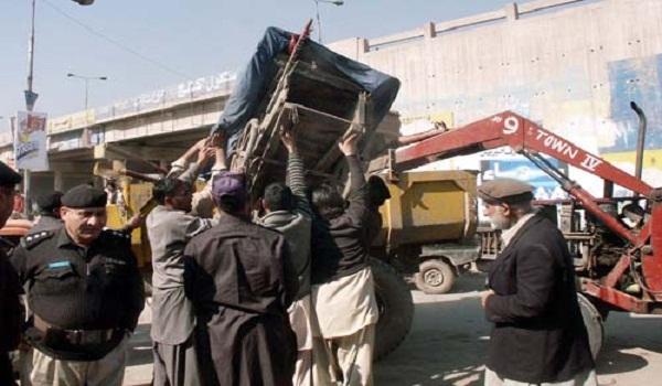 encroachments in Islamabad
