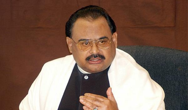Altaf Hussain calls for action against land grabbers