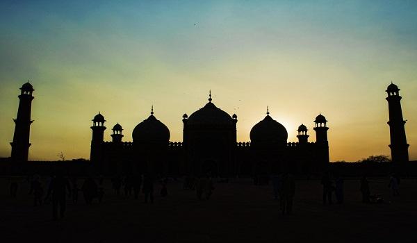 Grand Jamia Mosque Bahria Town Karachi