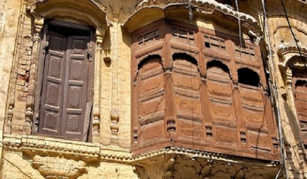 Illegal constructions afoot in Walled City of Lahore