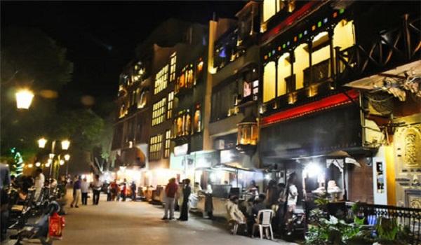 Food street peshawar