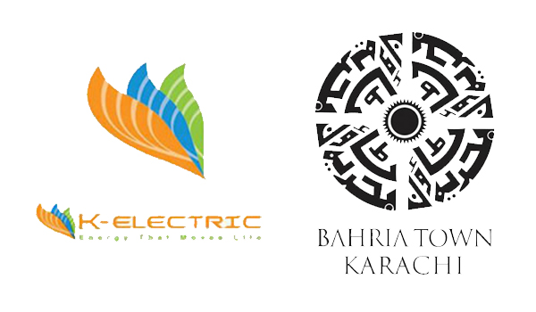 Bahria Town K-Electric sing an agreement