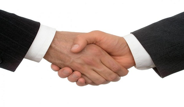 Merger of two real estate agencies