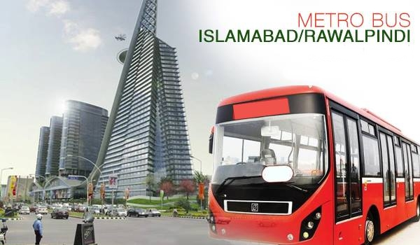 Metro bus project Rawalpindi/Islamabad