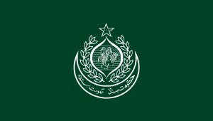 The Logo of Government of Sindh