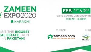 Zameen Expo 2020 - Karachi