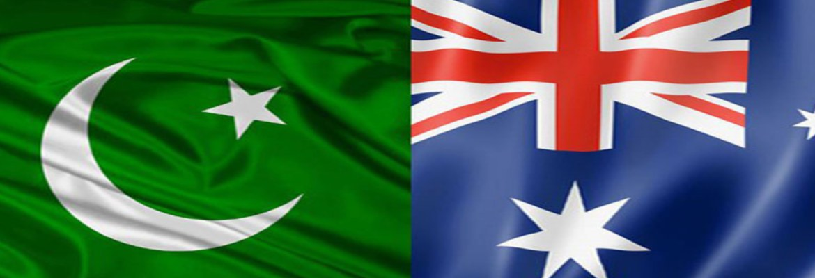 MoU signed to promote trade between Pakistan, Australia - Zameen News