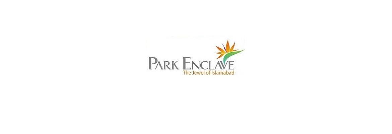 The logo of Park Enclave